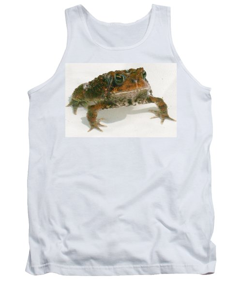 Tank Top featuring the digital art The Whole Toad by Barbara S Nickerson