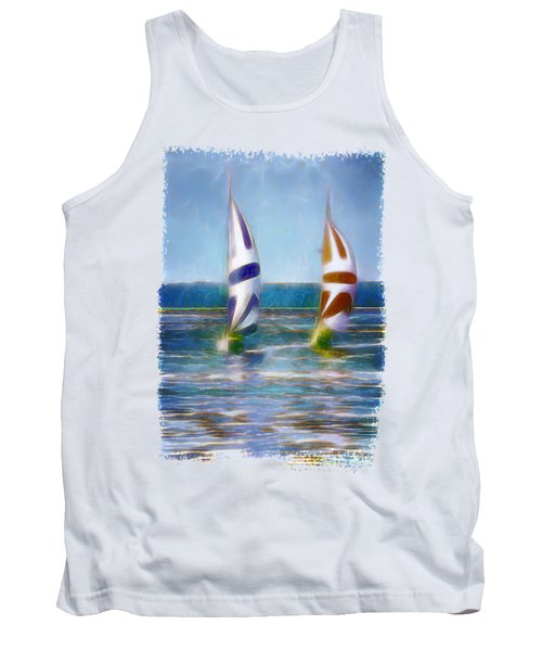 The Wind In Your Sails Tank Top
