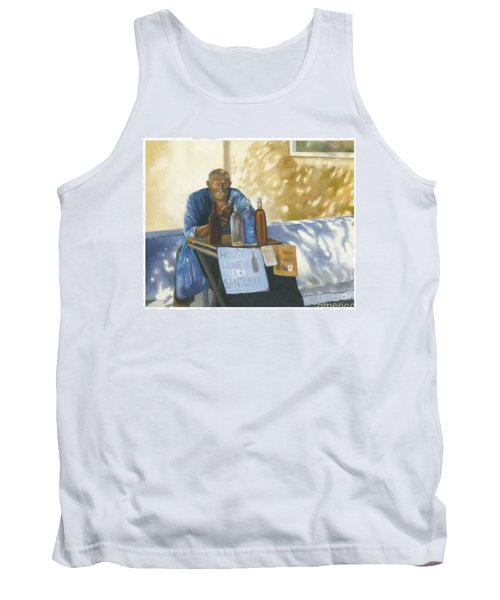 The Wineseller Tank Top by Marlene Book