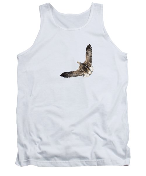 The Wings Of An Eagle 2018 Isolated Tank Top