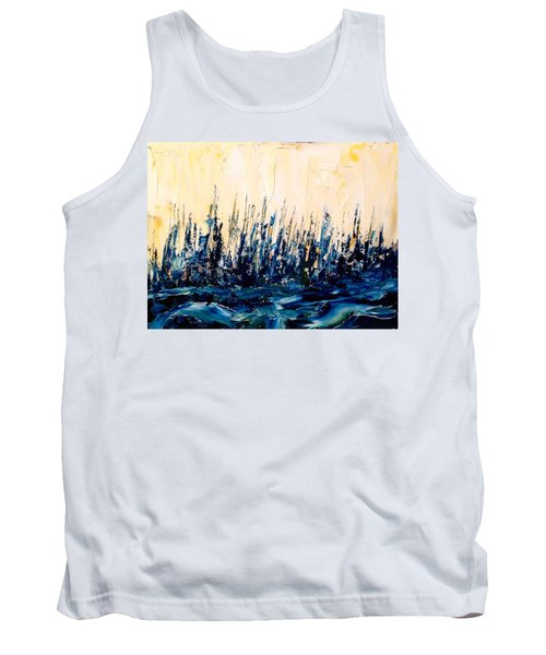 The Woods - Blue No.2 Tank Top