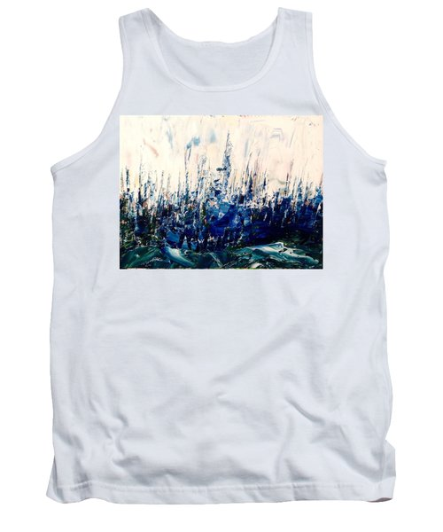The Woods - Blue No.3 Tank Top