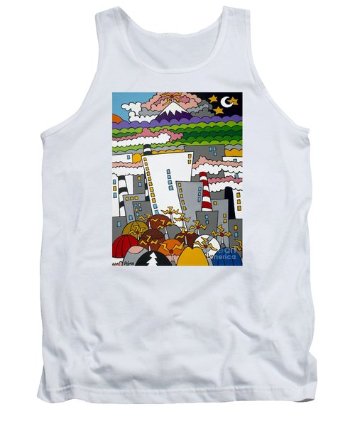 The Word Tank Top