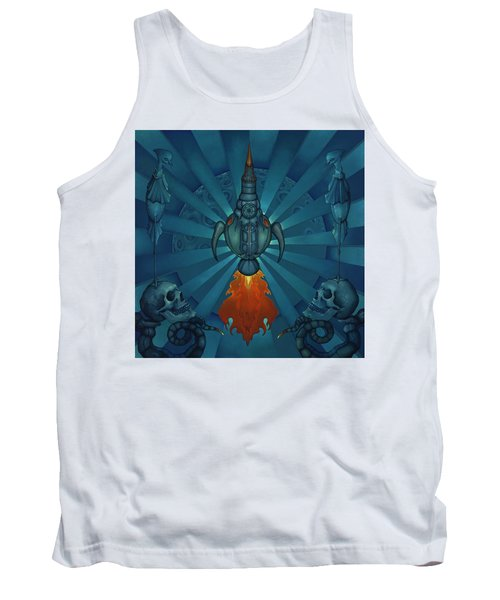 The World Owes Us Nothing, We Owe Each Other The World Tank Top