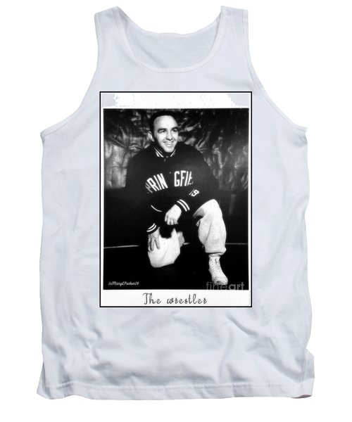 The Wrestler  Tank Top