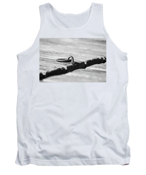 Tank Top featuring the photograph There by Karol Livote