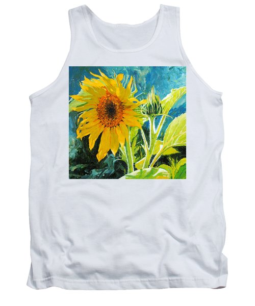 There's A New Bud In Town Tank Top
