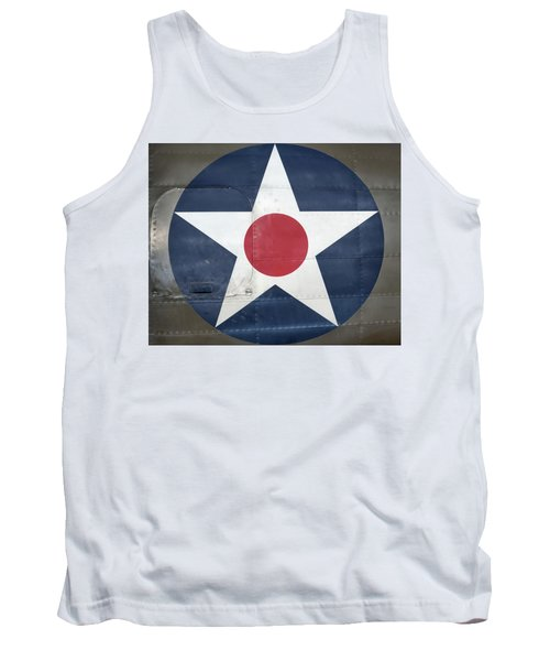 These Colors Don't Run - 2016 Christopher Buff, Www.aviationbuff.com Tank Top