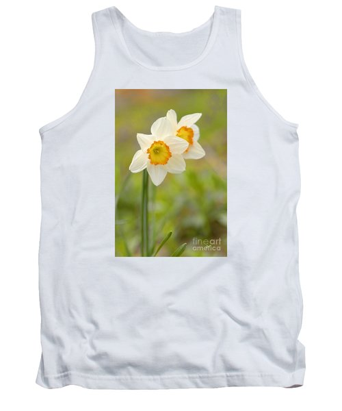 Thinking About Spring Tank Top by Alana Ranney