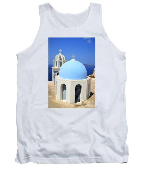 Thira Chapel Tank Top