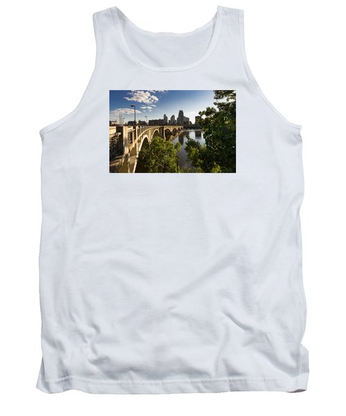 Third Avenue Bridge Tank Top