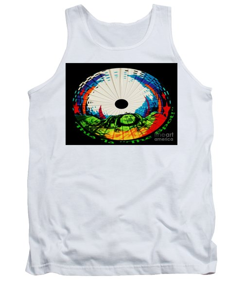 This Is The Spot 4 Tank Top