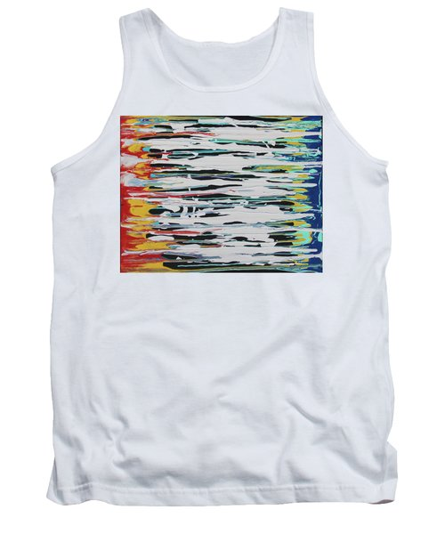 This Is Us Tank Top by Cyrionna The Cyerial Artist