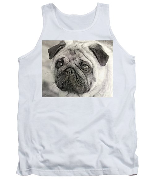 This Puggy Tank Top