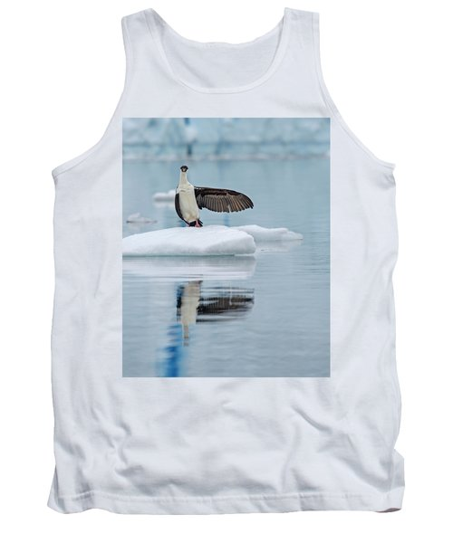 Tank Top featuring the photograph This Way by Tony Beck