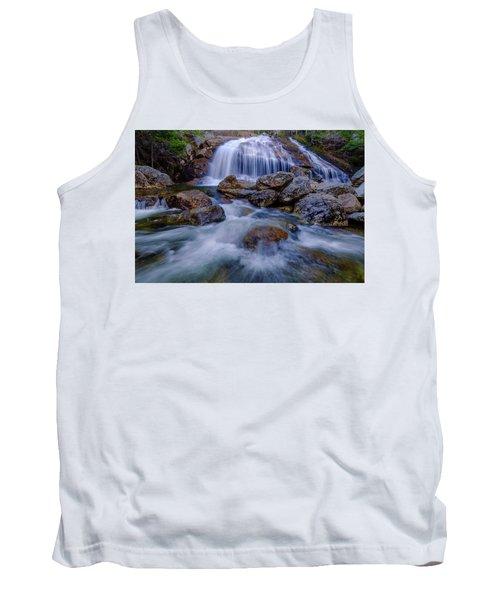 Thompson Falls, Pinkham Notch, Nh Tank Top