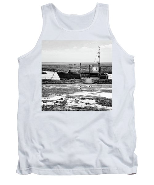 Thornham Harbour, North Norfolk Tank Top