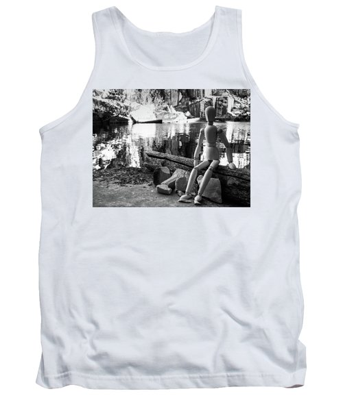 Thoughts Reflected Tank Top