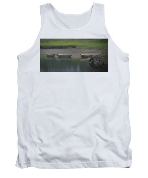 Three Dories Tank Top