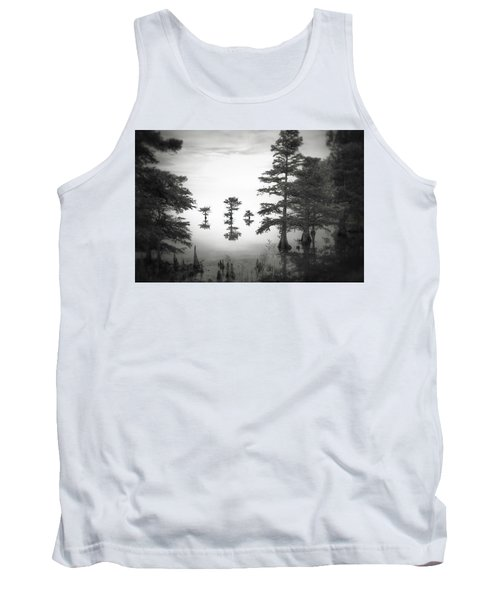 Tank Top featuring the photograph Three Little Brothers by Eduard Moldoveanu