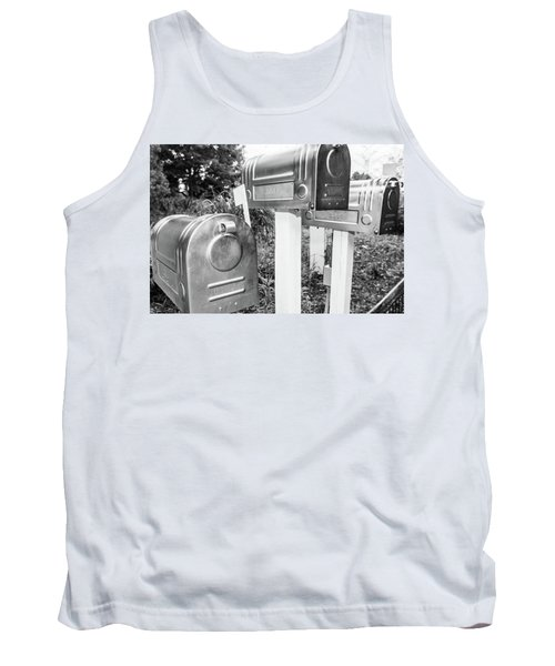 Three Mailboxes Tank Top