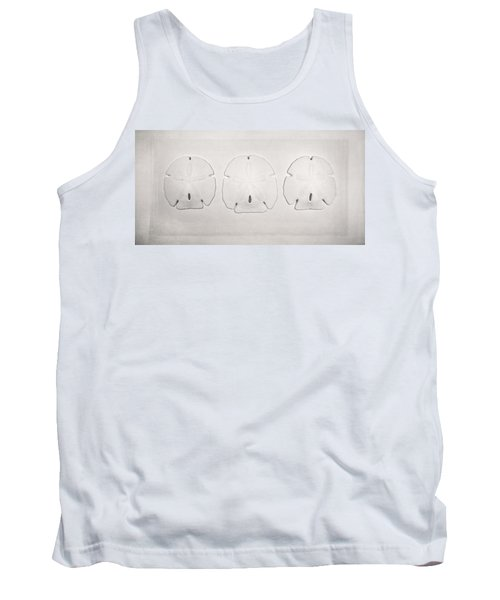 Three Sand Dollars Tank Top