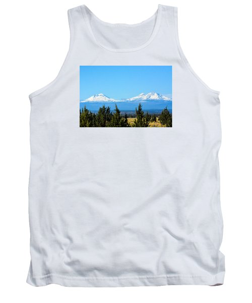 Three Sisters In The Fall Tank Top