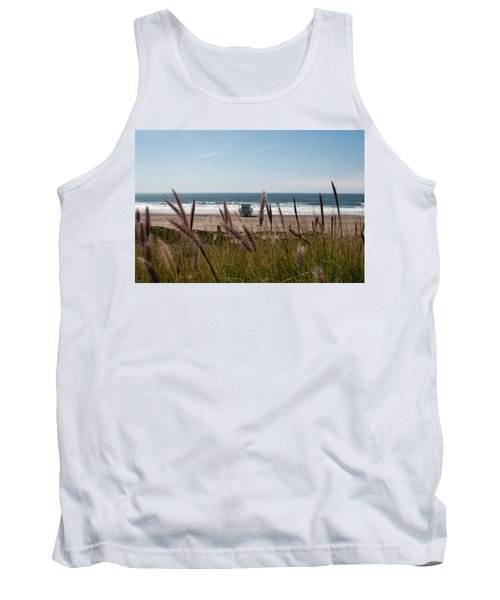 Through The Reeds Tank Top