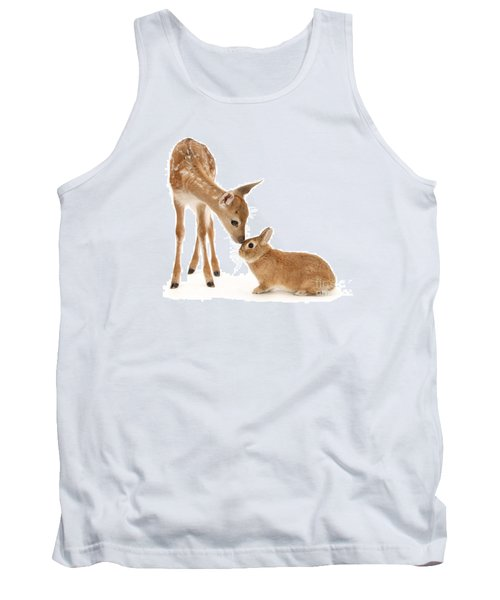 Thumper And Bambi Tank Top