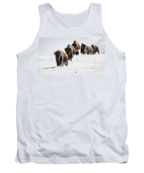 Thunderbeast Tank Top by Jack Bell