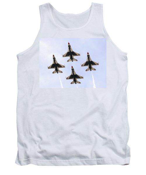 Thunderbirds Away Tank Top