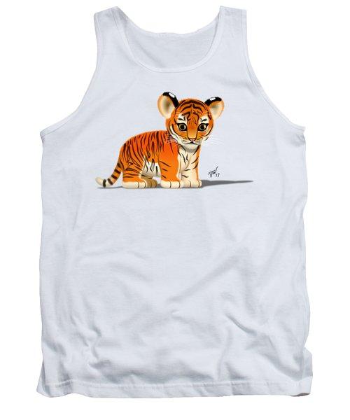Tiger Cub Tank Top