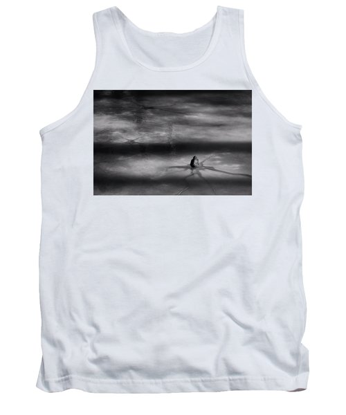 Tank Top featuring the photograph Til Spring by Mark Fuller