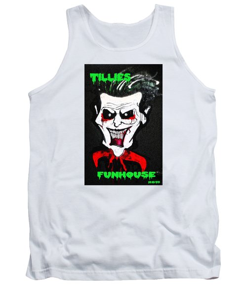 Tillies Vamp Tank Top