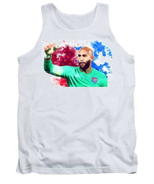 Tim Howard Tank Top