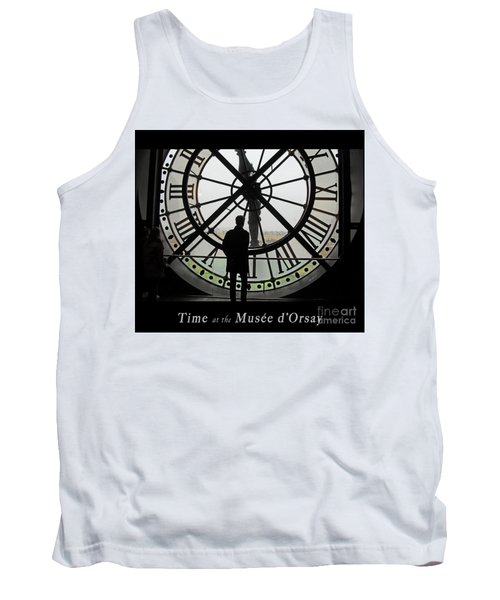 Time At The Musee D'orsay Tank Top