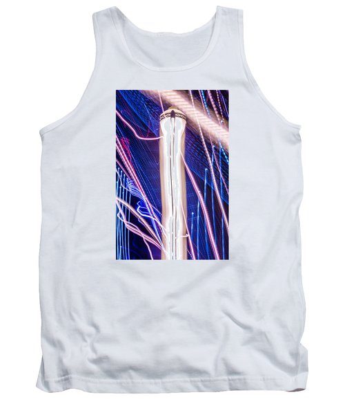 Tank Top featuring the photograph Time Dilation  by Micah Goff