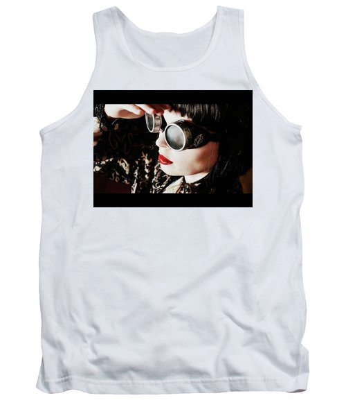Time Traveling Beauty Tank Top