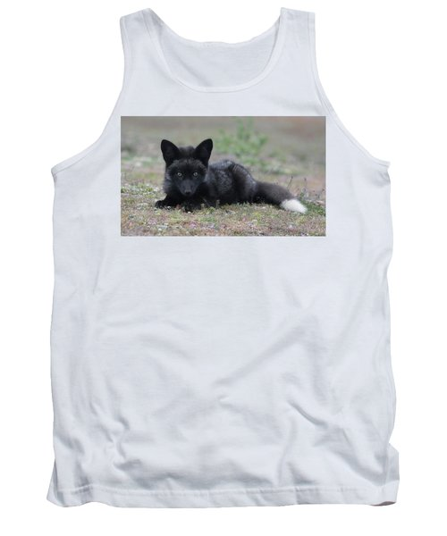 Tank Top featuring the photograph Here's Looking At You by Elvira Butler