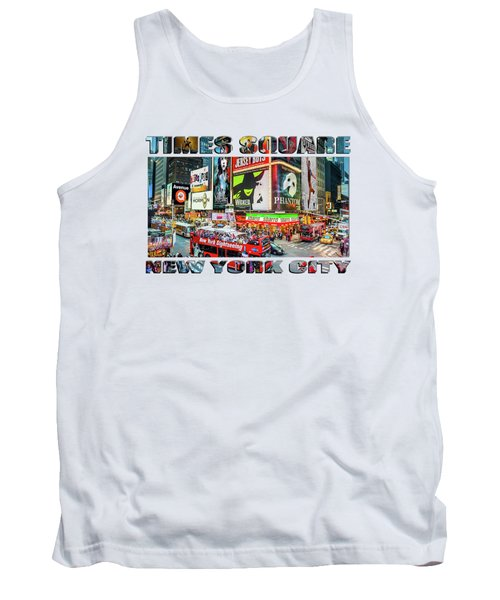 Times Square II Special Edition Tank Top