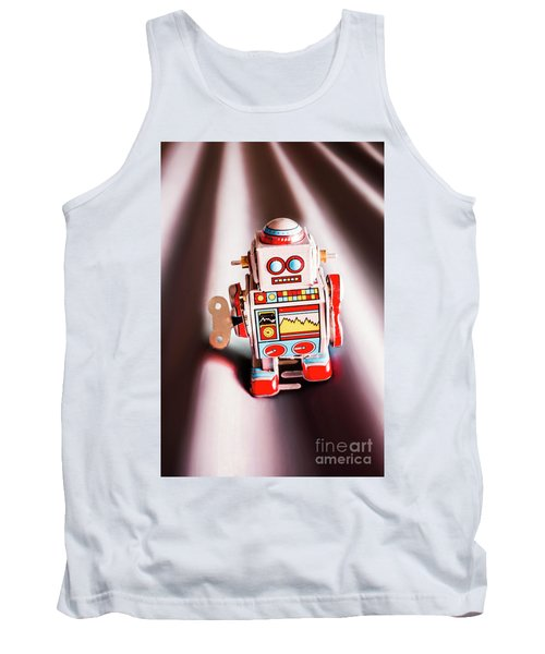Tin Toys From 1980 Tank Top