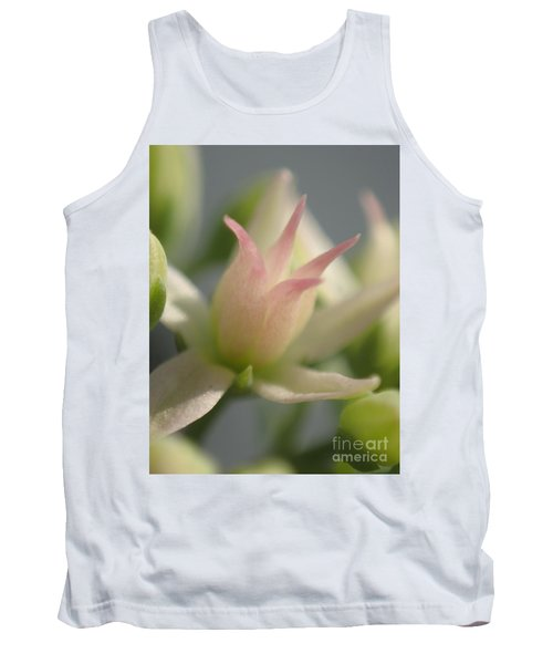 Tank Top featuring the photograph Tiny Crown by Christina Verdgeline