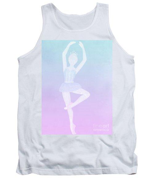Tiny Dancer Ballerina Tank Top