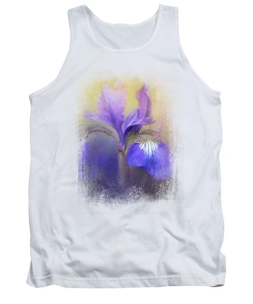 Tiny Iris Tank Top by Jai Johnson