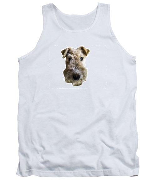 Tipper The Fox Terrier Tank Top