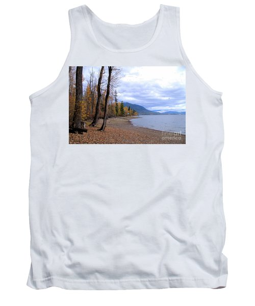 The Song Of October Tank Top