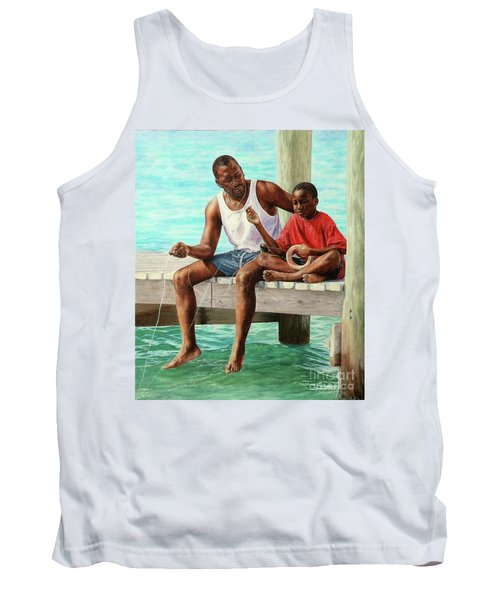 Together Time Tank Top