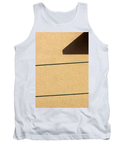 Tank Top featuring the photograph Together Yet Apart by Prakash Ghai