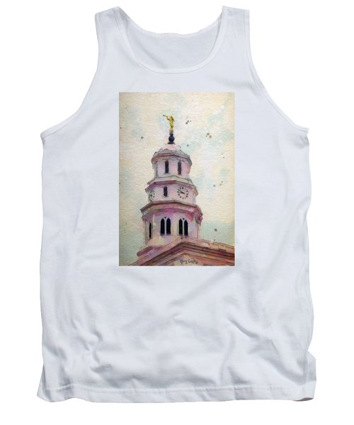 Tollel Maja Tank Top by Greg Collins