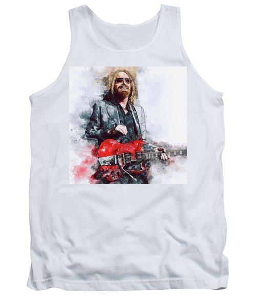 Tom Petty - 21 Tank Top